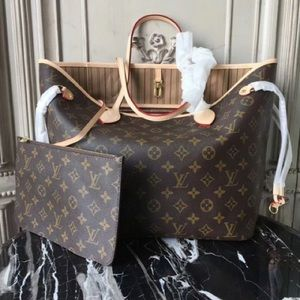 Louis Vuitton Brown Bag